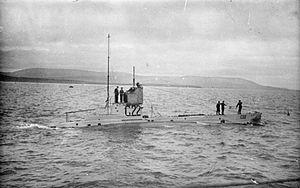 HMS C22 - HMS C22