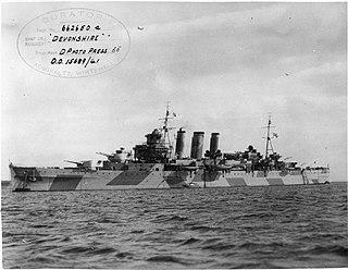 HMS <i>Devonshire</i> (39) ship