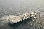 HMS Queen Elizabeth on F-35B flying trials DT-2.jpg