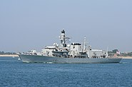 HMS Sutherland family day out-12