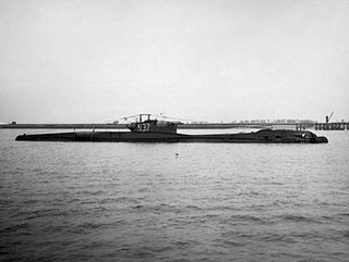 HMS <i>Thrasher</i> (N37) submarine