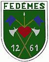 Huy hiệu của Fedémes