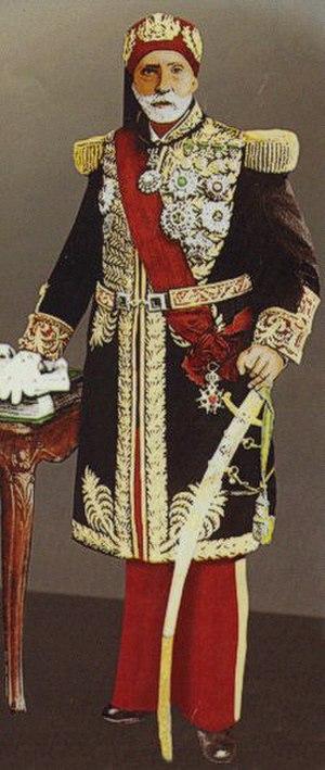 Muhammad VI al-Habib - Habib Bey (Bey of Tunis, Tunisia)