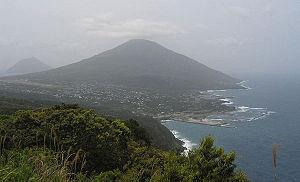 Hachijō-jima - Hachijō-fuji