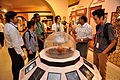 Hacking Space Participants Visit Science and Technology Heritage of India Gallery - Science Exploration Hall - Science City - Kolkata 2016-03-29 3106.JPG