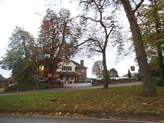 Hacton - Image: Hacton pub (24015539138)