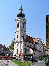 Hainburg an der Donau – Wikipedia