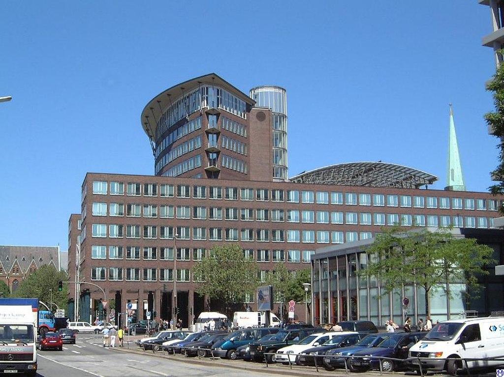 Hamburg Neuer Dovenhof