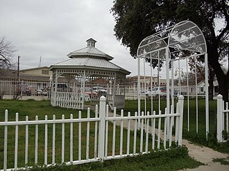 Central Handley Historic District - Image: Handley 5
