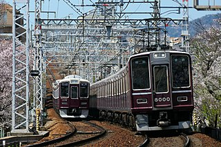 Hankyū Kōbe Main Line