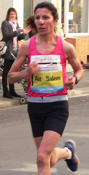 Souad Aït Salem - Souad Aït Salem in 2015