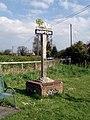 Hapton village sign - geograph.org.uk - 163535.jpg