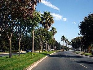 Parkway - Harden Parkway in Salinas, California