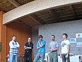 Harju Mehed kohvikute päeval Arukülas, 16. juuli 2011.JPG
