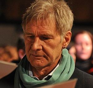Schauspieler Harrison Ford