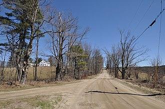 Harrisville Rural District - Mason Rd.