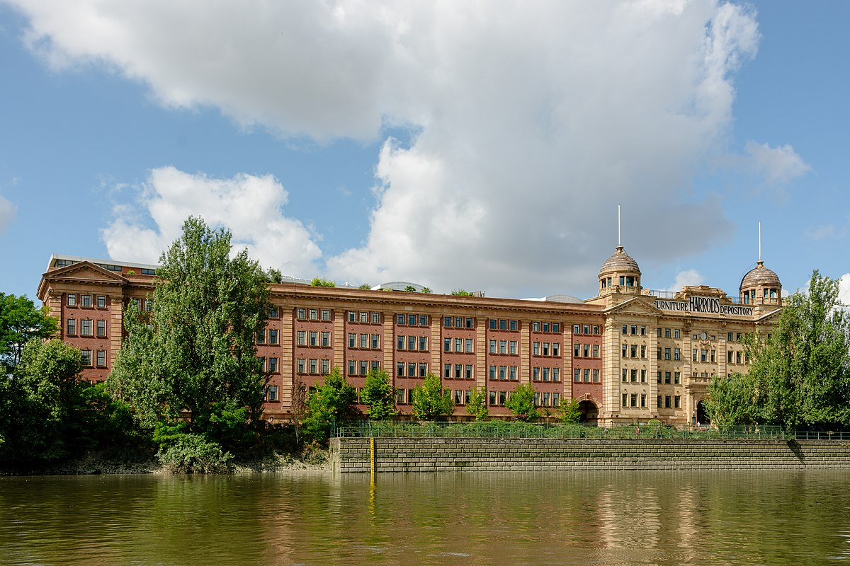 Harrods Furniture Depository Wikipedia