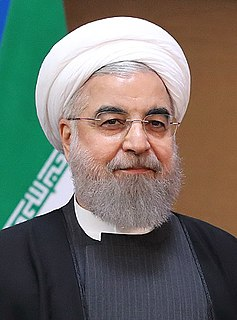 Hassan Rouhani 7th President of Iran (2013–2021)