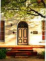 Hauptfleisch House, 153 Dorp Street, Stellenbosch entrance.JPG