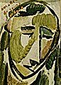 Head (c.1913 - 1915) - Amadeu de Souza-Cardoso (1887 - 1918) (28827707704).jpg