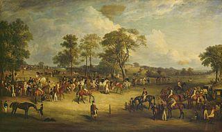 Heaton Park Races