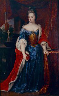 Princess Henriëtte Amalia of Anhalt-Dessau Regent of Nassau-Dietz (1666-1726)