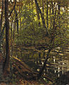 Henri Biva, Rivère en soue bois, oil on canvas, 61 x 50 cm.jpg