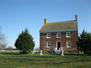 Henrys Grove building in Maryland, United States