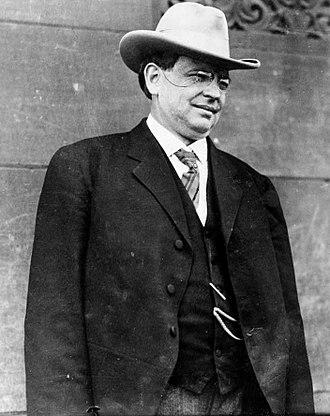 Henry D. Hatfield - Image: Henry Hatfield