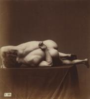 Hermann Heid, Untitled, c. 1885, Albumen silver print, 10.7 x 9.8 cm, MoMA, 201.1991.png