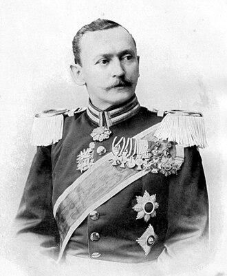 Schutztruppe - Hermann Wissmann
