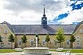 Herrnhut church in Christiansfeld in Denmark 03.jpg