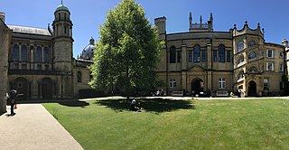 Hertford College, Oxford college of the University of Oxford