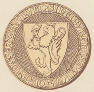 Ingeborg Eriksdottir of Norway - Seal of Ingeborg.