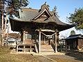 Hiejinjya haiden, Kurihara.jpg