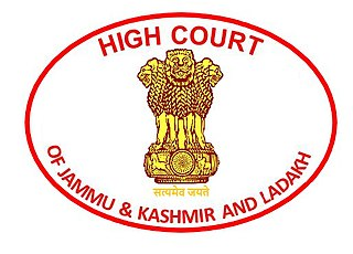 High Court of Jammu and Kashmir and Ladakh Common High court for Indian-administered union territories of Jammu and Kashmir and Ladakh