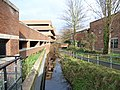 Hines Place Car Park and a stream, Maidenhead - geograph.org.uk - 99256.jpg