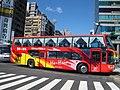 Ho-Hsin Bus FT-681 on Chengde Road 20090926.jpg