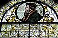 Hockenheim Evangelische Kirche Glasfenster126.JPG