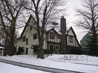 Hoeffer House (Syracuse, New York) United States historic place