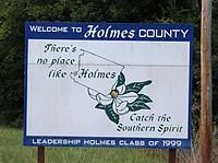 HolmesCountyMSWelcomeSign