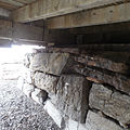 HolmesCreekBridge NorthAbutment 20150426.jpg