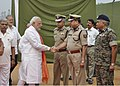 Honble-Prime-Minister-and-DG-CISF-on-the-Occation-of-Run-for-Unity-on-Rastriya-Ekta-Diwas-2014.jpg
