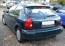 Honda Civic 6. Generation – Wikipedia