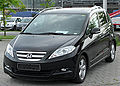 Honda FR-V 2.2 CDTI Executive front 20100612.jpg