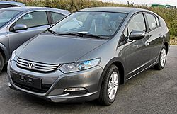 Honda Insight (2009–2011)