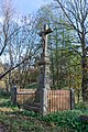 Horní Teplice, kříž u čp. 44 01.jpg