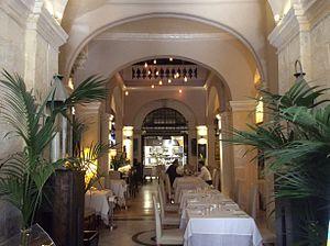 Hostel de Verdelin - Previously the Civil Service Sports Club, now the Michael's restaurant.