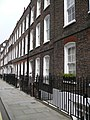 Houses on Lord North Street, off Smith Square - geograph.org.uk - 763371.jpg