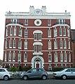 Hove Lodge Mansions, Hove Street, Hove (September 2011).JPG